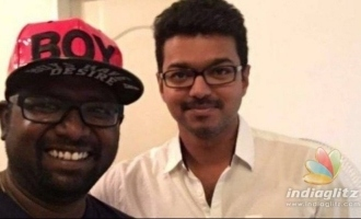 Arunraja Kamaraj gives clear picture about his Thalapathy Vijay project