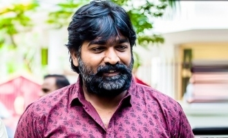 Breaking: Vijay Sethupathi's next movie gets a classic title!