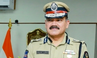 Sensational hero encourages police in corona crisis!