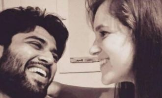 Vijay Deverakonda's foreign girlfriend revealed as Virginie