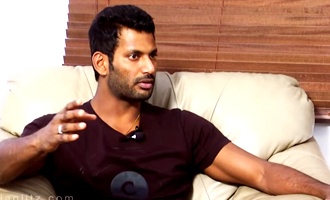 I am going to direct a film with Vijay as hero - Vishal