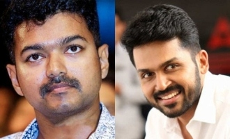 Breaking! Thalapathy Vijay's new mega movie with Karthi's blockbuster hit director?