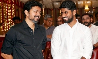 Actor Kathir's dad makes his acting debut with Thalapathy Vijay