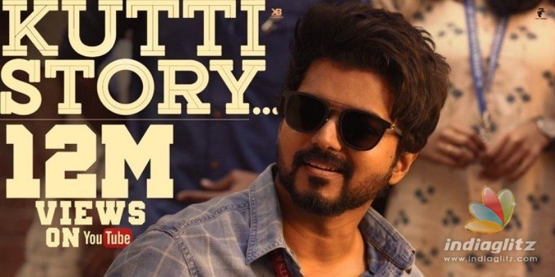 Vijays Kutty Story awesome  animation video creator revealed