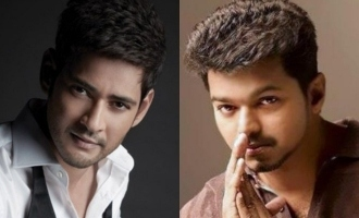 Vijay's surprising reaction when asked to play villain to Mahesh Babu