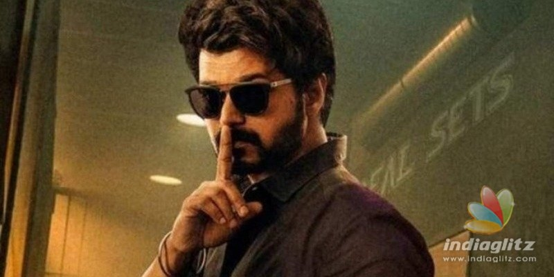 Is Vijay using wig in Master - Awesome answer inside