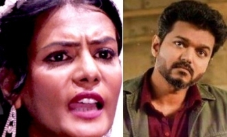 Meera Mitun makes shocking allegations on Thalapathy Vijay now