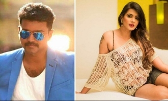 Police complaint lodged against Meera Mitun from Vijay's side