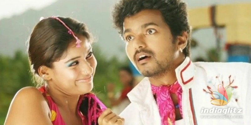 Vijay and Nayanthara reunite on the dance floor after 10 years