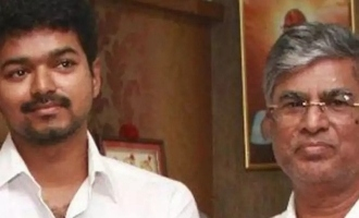 Thalapathy Vijay sends out strong warning to his father S.A. Chandrasekhar