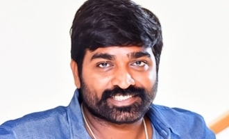 This music director replaces Ilaiyaraja in Vijay Sethupathi movie?
