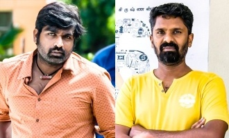 Vijay Sethupathi's surprise to Premkumar!