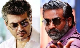 Vijay Sethupathi on teaming up with Ajith