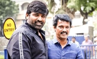 Vijay Sethupathi unveils first look of Cheran's next