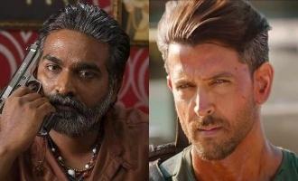 Hrithik Roshan joins blockbuster Vijay Sethupathi movie remake!