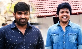 Director Magizh Thirumeni debuts as actor in Vijay Sethupathi's new movie
