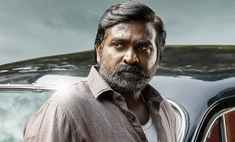 Vijay Sethupathi's new mass look turns viral!