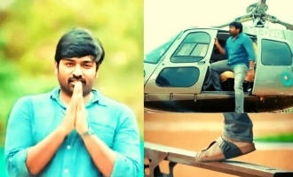Vijay Sethupathi's mass entry video of next international based project goes viral