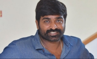 Vijay Sethupathi's 'Kutty Story' directed by four filmmakers first look is out