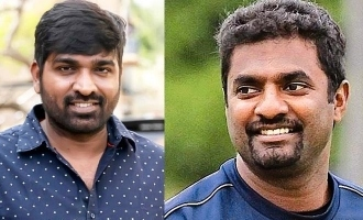 Muralidharan asked to Vijay Sethupathi to quit from 800 the movie