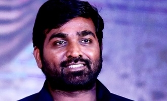 Vijay Sethupathi reveals his father's angry side for the first time on video