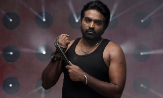 Vijay Sethupathi's political rap song Annathe Sethi from 'Tughlaq Durbar' is out