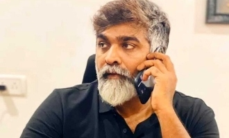 Breaking! Case filed against cybercriminal who threatened Vijay Sethupathi's daughter