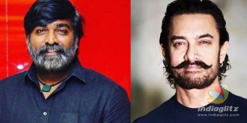 Breaking! Vijay Sethupathi confirms movie with Aamir Khan