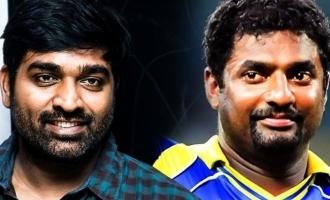 Vijay Sethupathi faces huge opposition for playing  Muttiah Muralidharan in 800