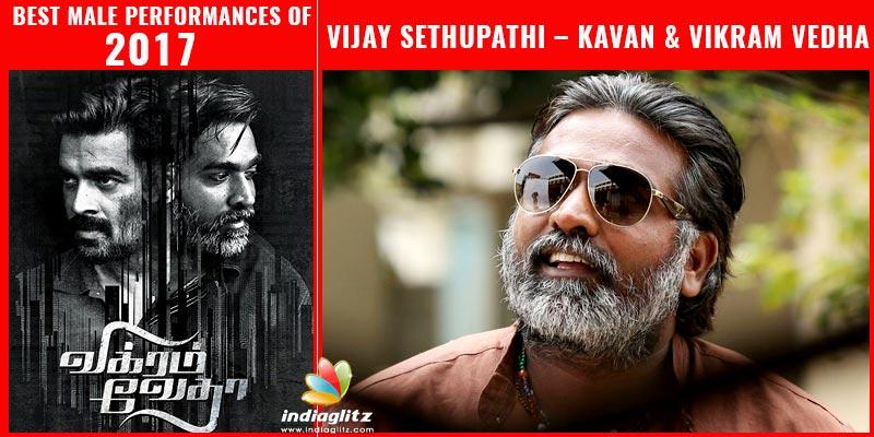 Vijay Sethupathi - Kavan & Vikram Vedha