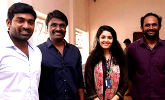 Today Pooja, Tomorrow Release for Vijay Sethupathi