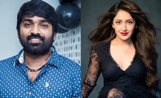 Sayyesha bags a role in Vijay Sethupathi' next