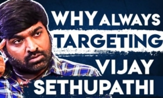 Why Always Vijay Sethupathi ? : Vijay Sri G Interview