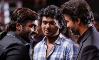 Breaking! 'Master' has two unexpected versions of Vijay Sethupathi