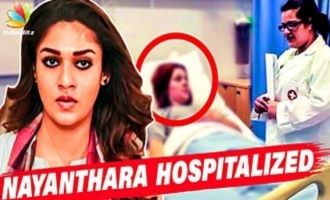 Nayanthara Was Admitted in Hospital : Dance Master Viji Reveals