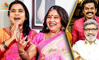 Men with 2 Wives will Love this Film : Viji Chandrasekhar Interview | Mounika