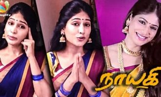 Why Vijaylakshmi Walked Out of Nayaki ? : Vijayalakshmi Reveals