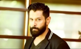 Vikram's next film is a Hollywood remake!