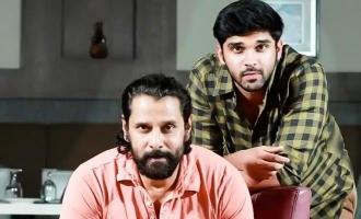Karthik Subbaraj gives hot updates on Chiyaan 60 : all u need to know