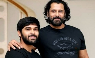 This Superstar to join Vikram and Dhruv's next?