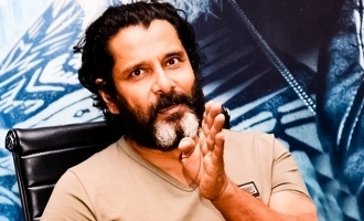 Famous cricketer joins Vikram's next movie