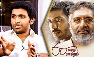 Failures Gave Me Clarity : Vikram Prabhu & Radha Mohan Interview