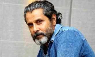 Hot 90s and 2000s heroine pairs up with Vikram for the first time