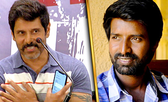 Vikram says sorry to Soori