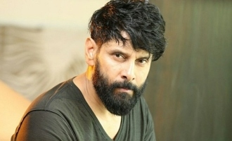 Vikram's mega movie dropped? - Director moves on to new project