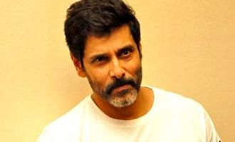Vikram donates a whopping amount to Kerala