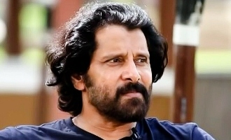 Did Chiyaan Vikram break government lock down rules?