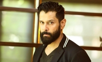 Breaking: Chiyaan Vikram's next movie announcement!
