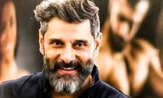 Is this the title of Chiyaan Vikram's next?