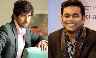 """A. R. Rahman to sail first on 'Kappal';Vikram to release trailer"""